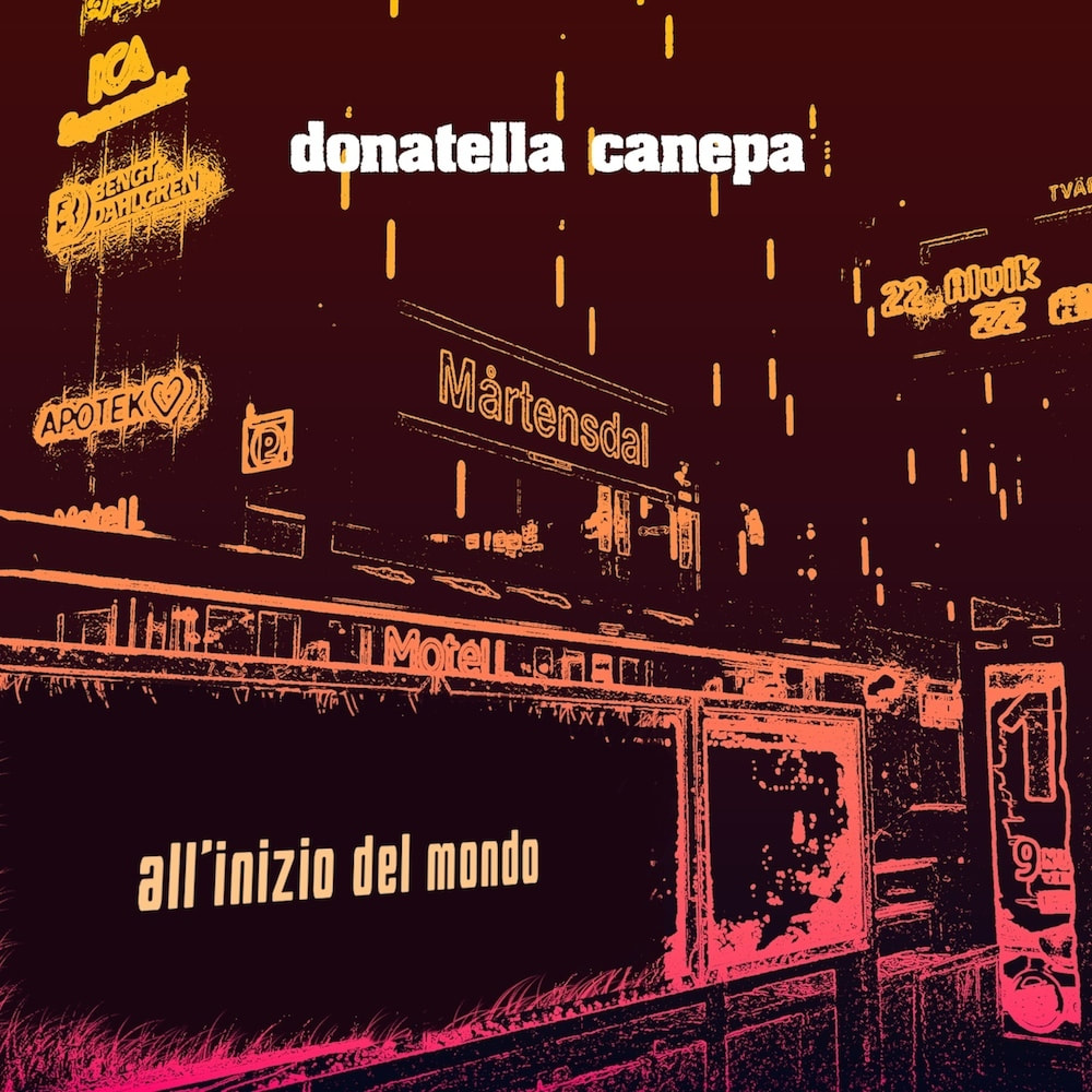 Album: Donatella Canepa - All'Inizio Del Mondo